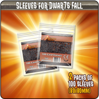 sleeves for Dwar7s fall